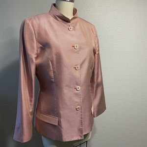 Carolina Herrera New York Striped Jacket